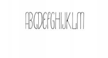 Amirah.TTF Font UPPERCASE