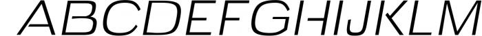 Amazon Sans Serif 1 Font UPPERCASE
