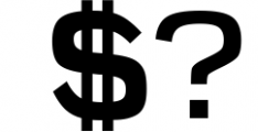 Amazon Sans Serif 2 Font OTHER CHARS
