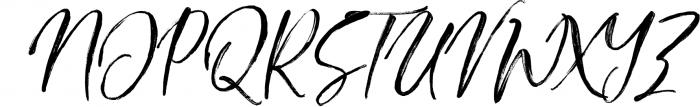 Ambitions Font Font UPPERCASE
