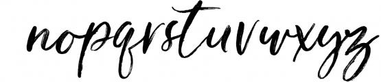 Ambitions Font Font LOWERCASE