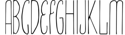 Amirah Display Font Font UPPERCASE