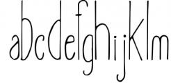 Amirah Display Font Font LOWERCASE