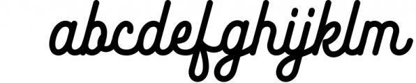 Ampihan 1 Font LOWERCASE
