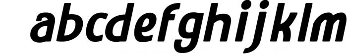 Amro Sans 1 Font LOWERCASE