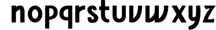 Amro Sans 2 Font LOWERCASE