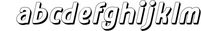 Amro Sans 4 Font LOWERCASE