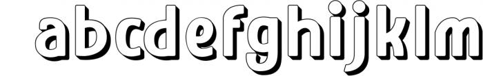 Amro Sans Font LOWERCASE