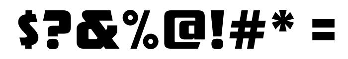 AMCAP Eternal Font OTHER CHARS