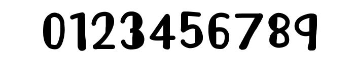 AMELIA POND Font OTHER CHARS