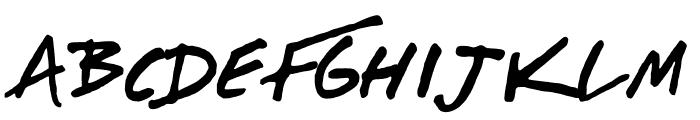 AMERIC_N auTHOrS Font UPPERCASE