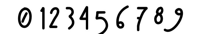 AManoBoldensada Font OTHER CHARS