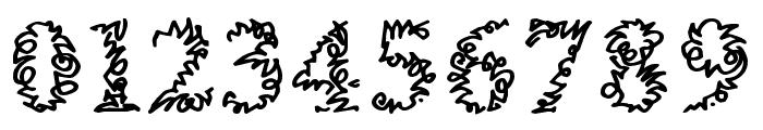 AMorrisline Font OTHER CHARS