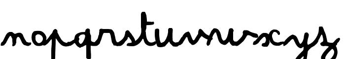 Amandine Font LOWERCASE