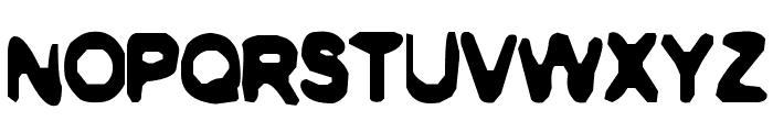 AmateurLobotomy Font UPPERCASE