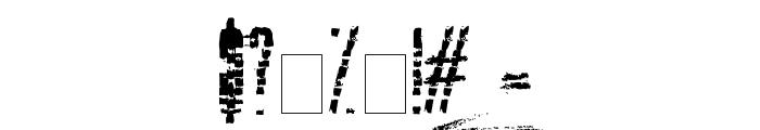 AmazS.T.A.L.K.E.R.v.3.0 Font OTHER CHARS