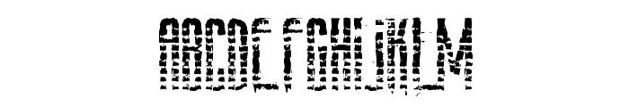 AmazS.T.A.L.K.E.R.v.3.0 Font UPPERCASE