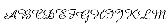 Amaze Normal Font UPPERCASE