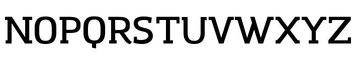 Amazing Grotesk DemiBold Font UPPERCASE