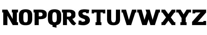 Amazing Grotesk Ultra Font UPPERCASE
