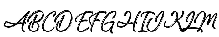 Amazing Kids Font UPPERCASE