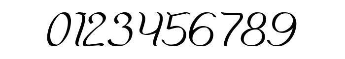 Amazing Symphony Italic Font OTHER CHARS