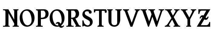 Amaz?nica Std Bold Font UPPERCASE