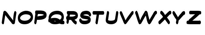 Ambambo Bold Font LOWERCASE