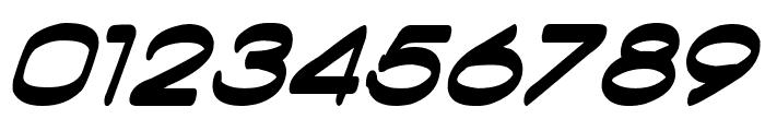 Ambambo Italic Font OTHER CHARS