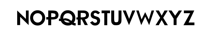 Ambient Medium Font LOWERCASE