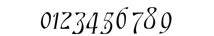 Ambrosia SlopedSmallCaps Font OTHER CHARS