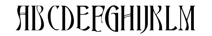 Ambrosia SmallCaps Font UPPERCASE