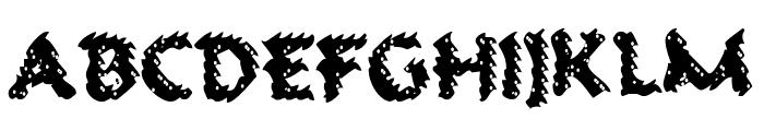 Ambrosius Aurelianus Font UPPERCASE