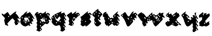 Ambrosius Aurelianus Font LOWERCASE