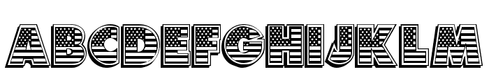 American Dream Font LOWERCASE