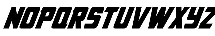 American Kestrel Condensed Font LOWERCASE