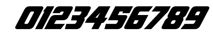 American Kestrel Italic Font OTHER CHARS
