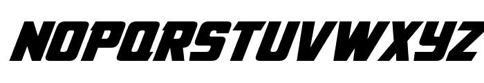 American Kestrel Font LOWERCASE