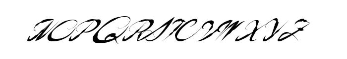 AmericanWestern Font LOWERCASE