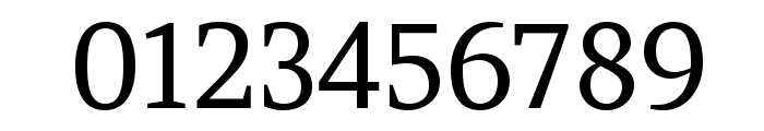 Amethysta-Regular Font OTHER CHARS
