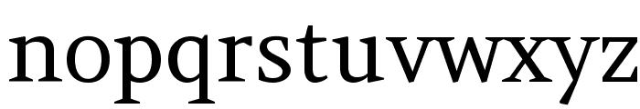 Amethysta Font LOWERCASE