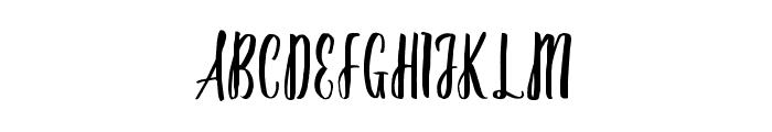 Amindinah Font UPPERCASE