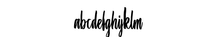 Amindinah Font LOWERCASE