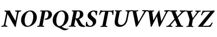Amiri Bold Slanted Font UPPERCASE