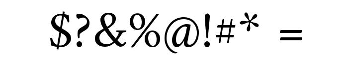 Amiri Font OTHER CHARS