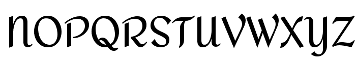 Amita Font UPPERCASE