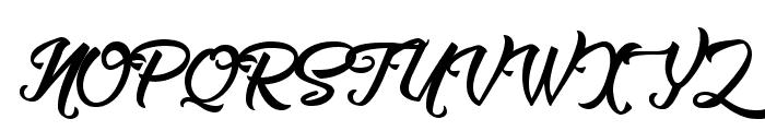 Amontilladios Font UPPERCASE