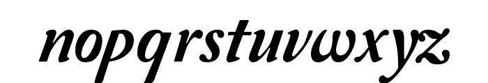 Amperzand Font LOWERCASE