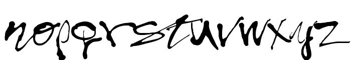 Amphi Normal Font LOWERCASE