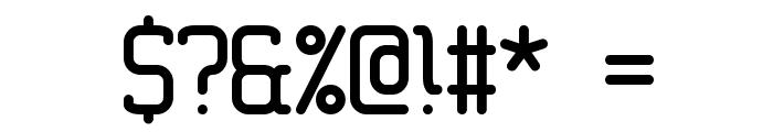 Amplitude BRK Font OTHER CHARS